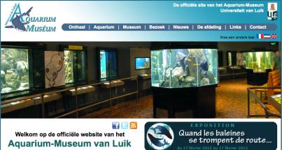 Aquarium-Museum van Luik