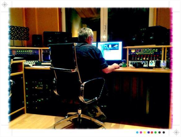 Nachtwerk voor Michel 'Shelle' Dierickx, mixing and mastering.
