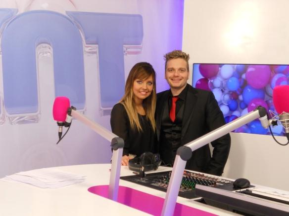 Tyana en Udo presenteren op oudejaarsdag de Vlaamse TOP 100 van 2013