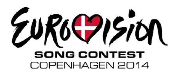logo Copenhagen 2014 ESC